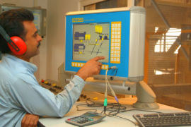 13- PLC Controlled Operating System